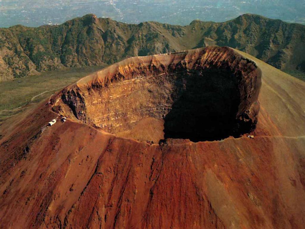 Mount Vesuvius Pompeii