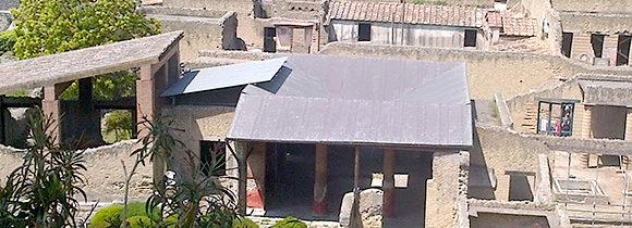 Herculaneum, Sorrento, Positano