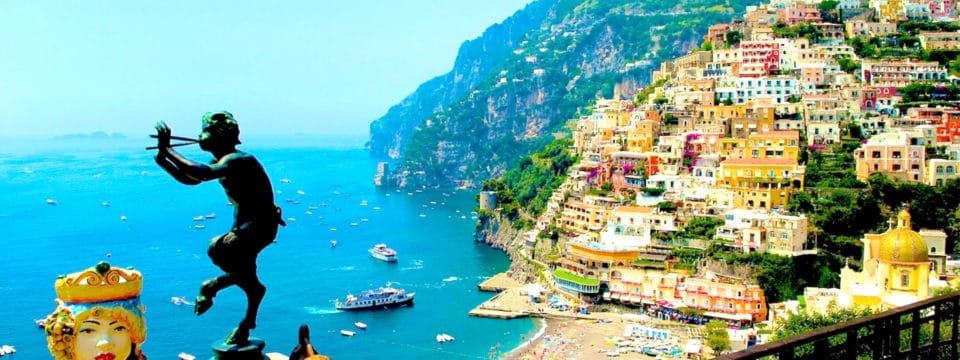 Amalfi Coast Wine Tours & Tastings